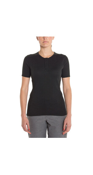 Giro Ride Crew Shirt Women with Pockets black